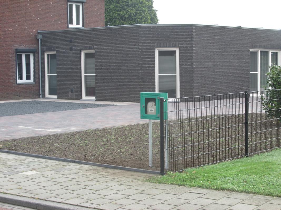 Wijziging van de AED locatie