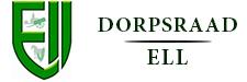 Dorpsraad Ell Logo