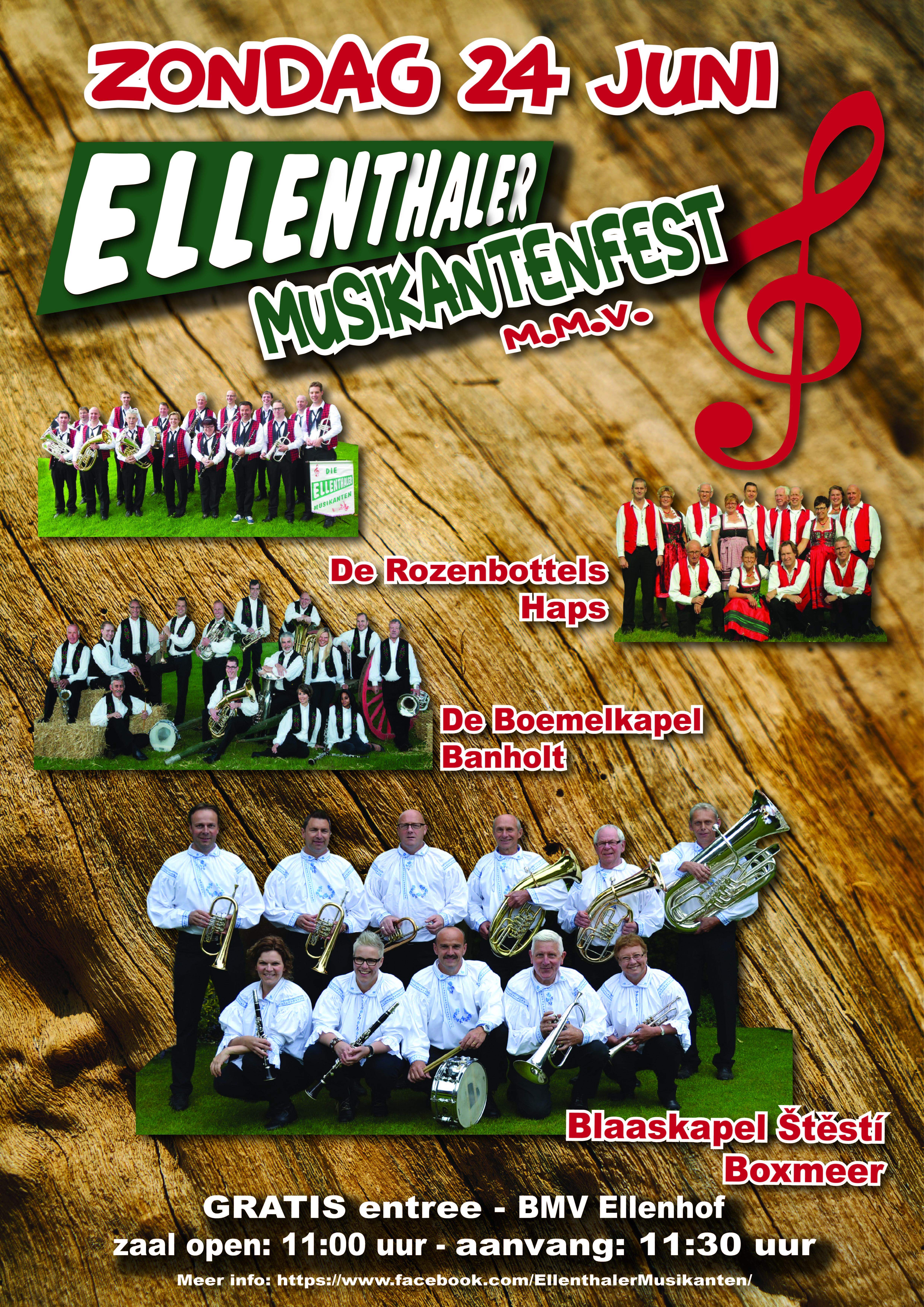2de Ellenthaler Musikfest