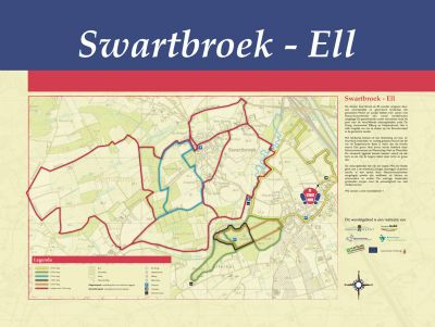 Wandelroute Swartbroek - Ell 2