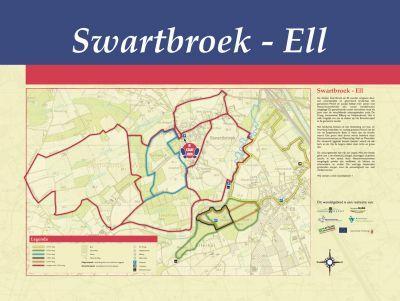 Wandelroute Swartbroek - Ell 4