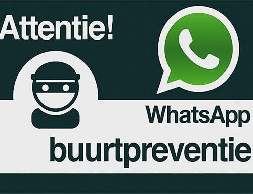 Hoe achtduizend WhatsAppgroepen helpen bij de afname van inbraken