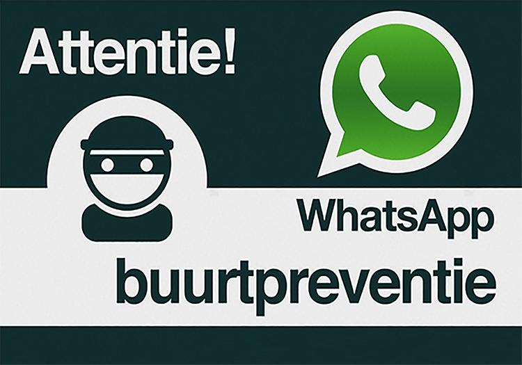 Werkgroep Buurt Whatsapp