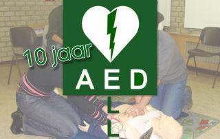 Werkgroep AED_10jaar
