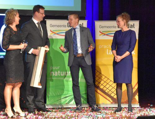 Ondernemersprijs Leudal 2018 én Rabo Publieksprijs: Kwekerij Stals wint twee keer!