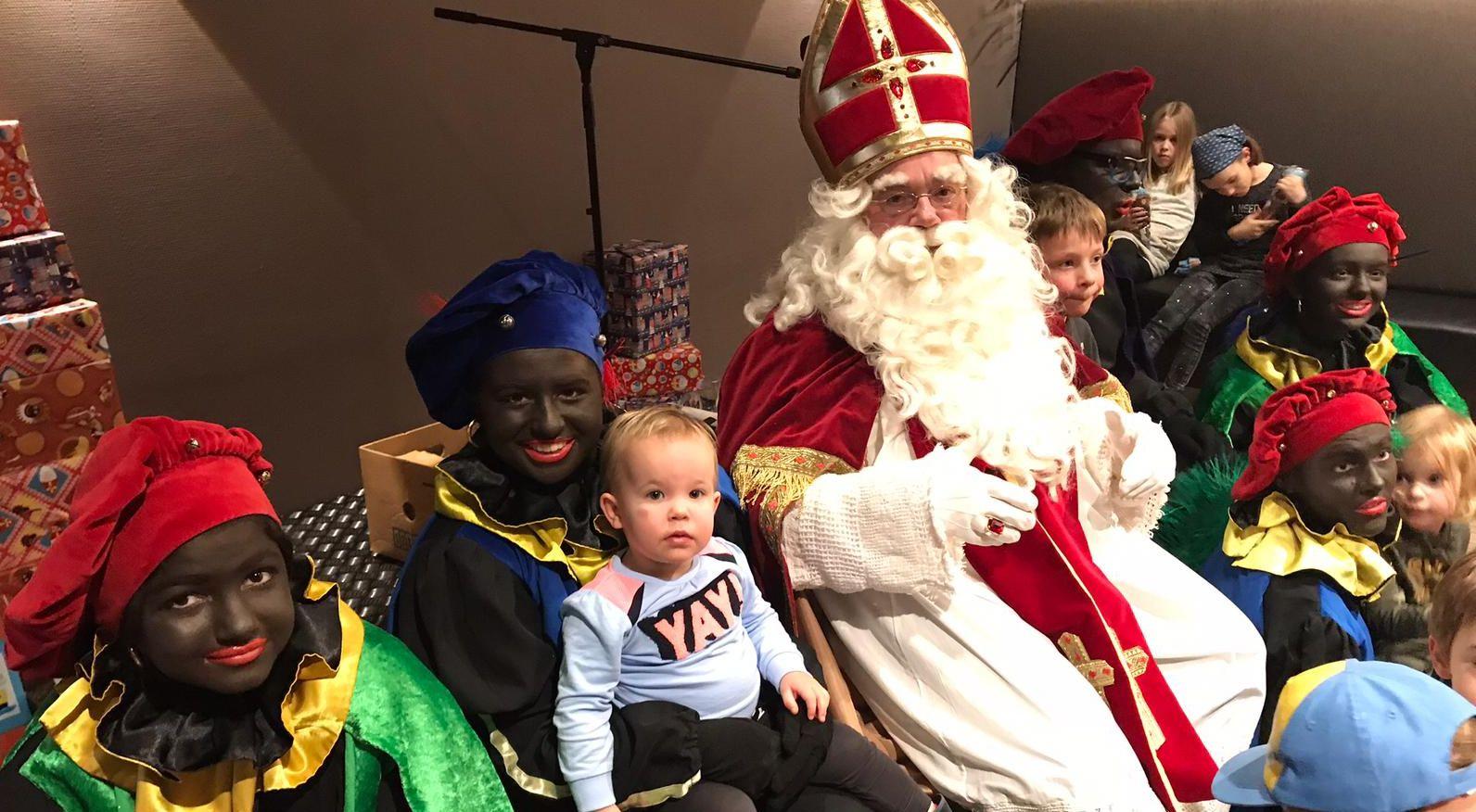 Sint en Piet Ell