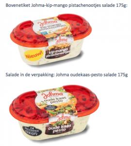 Johma Salades