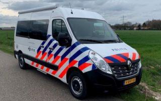 Wijkbus Politie