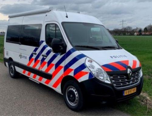 Mobiele wijkbus van de politie wordt ingezet in Leudal