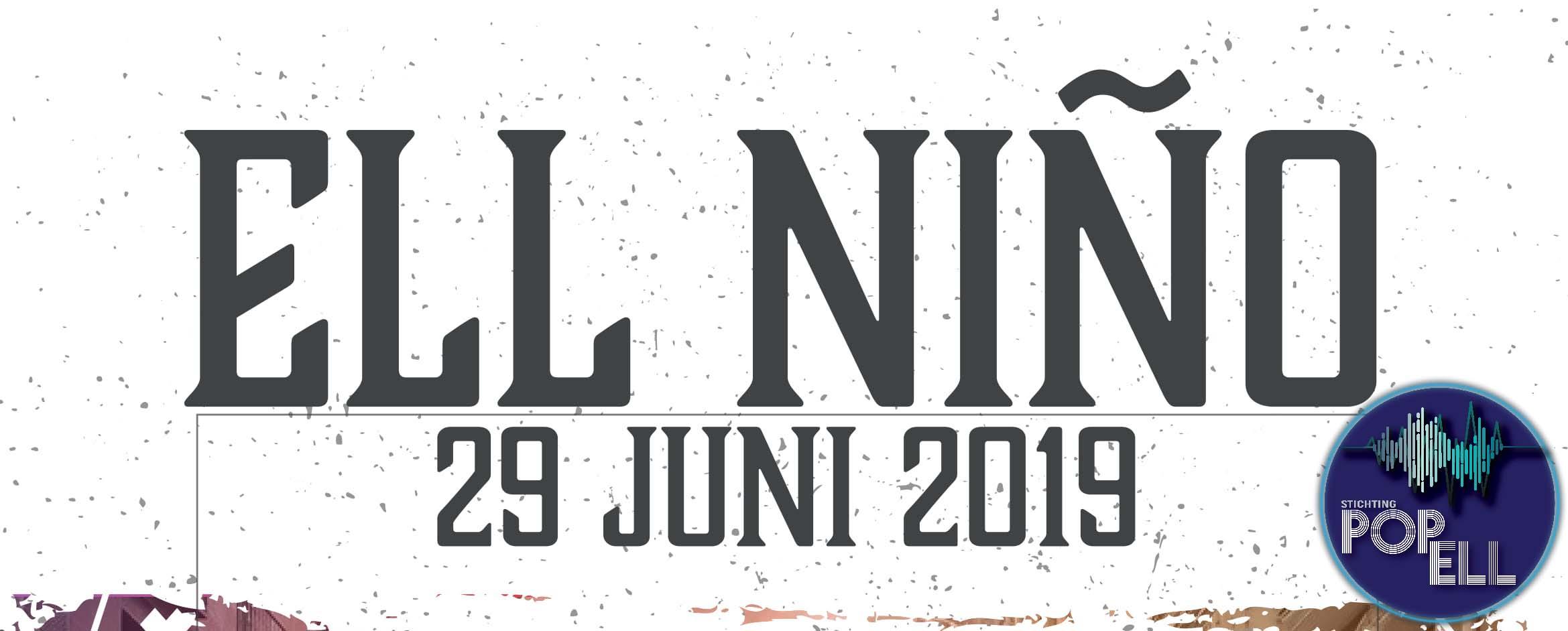 Banner Ell Niño 2019