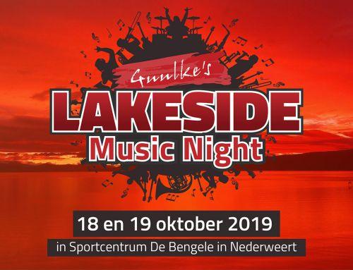 Eller invloed tijdens Guulkes Lakeside Musicnight in Nederweert