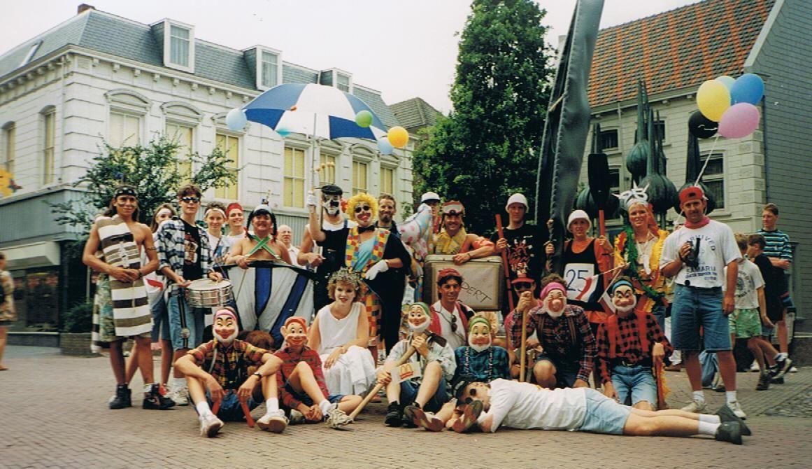 groepsfoto 1994