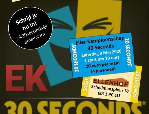Eller Kampioenschap (EK) 30 Seconds