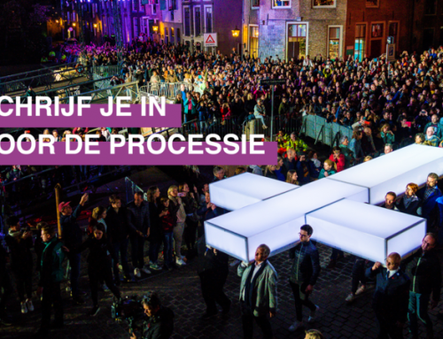 Inschrijving processie The Passion 2020 open!